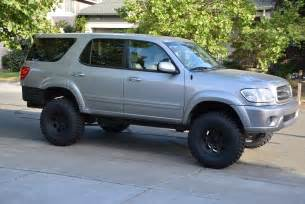 Toyota Sequoia Lift Kit Toyota Sequoia Lift Kits Pictures Autos Post