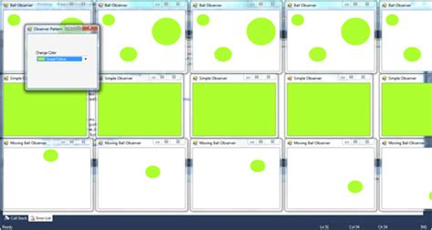 design pattern in c observer design pattern sle in c