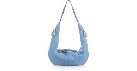 Ransel Free Slingbag Tassel the row leather sling bag in black lyst