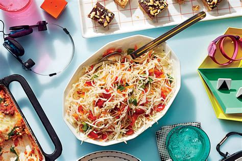 best christmas food for a crowd freezer coleslaw our best barbecue side dish recipes southern living