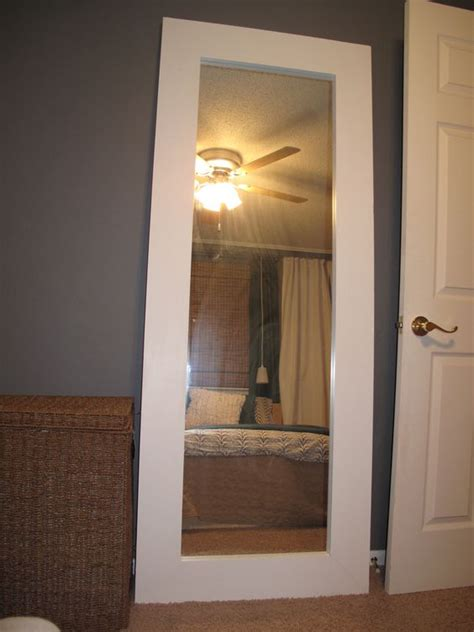Sliding Mirror Closet Door Diy Tutorial D I Y H Sliding Closet Doors Diy