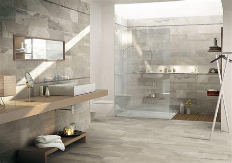 piastrelle bagni moderni ceramiche pronte effetto pietra tracks gres