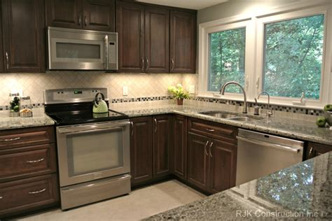 U Shaped Kitchen Remodel   Contemporary   Kitchen   DC