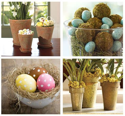 homemade easter decorations for the home my easy easter decor no ordinary homestead