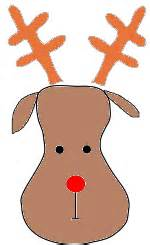 printable reindeer tails grandparents survival chest pin the nose on rudolph