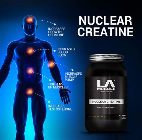 creatine m you nuclear creatine by la with powerful nitric oxide
