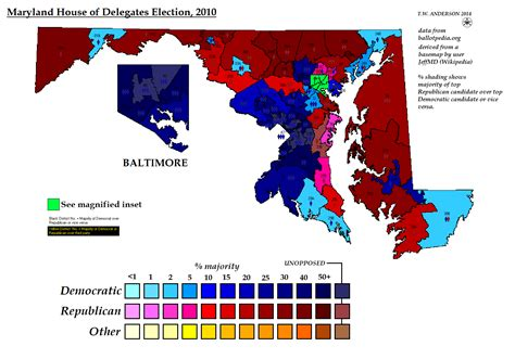 maryland election map resources us state election maps alternatehistory wiki