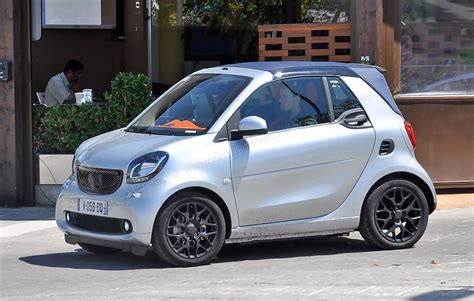 smart fortwo cabriolet 2015 comes a cropper new