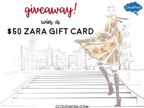 Win Zara Gift Card - mom fashion tips black cream for spring cloudmom