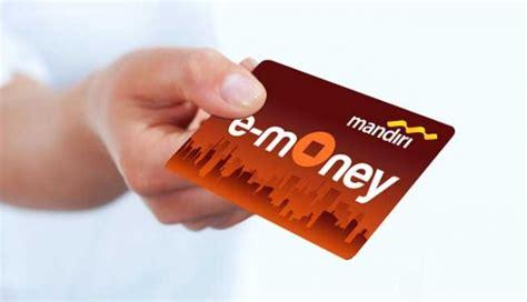 E Money Mandiri Barcelona mandiri issues 9 61mn e money cards economy business tempo co news portal