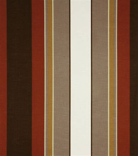 Robert Allen Home Decor Fabric by Home Decor Fabric Robert Allen Escher Terracotta Fabric