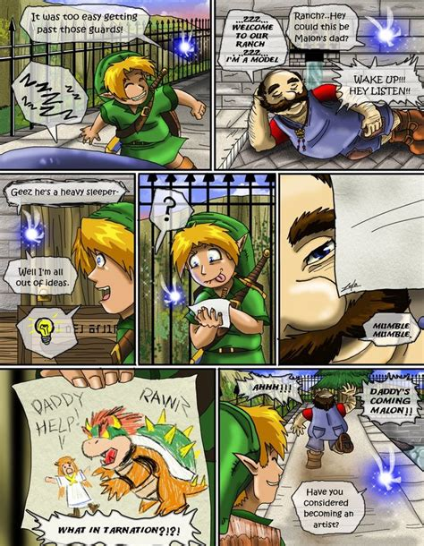 legend of zelda fan games legend of zelda fan fic pg41 by girldirtbiker on