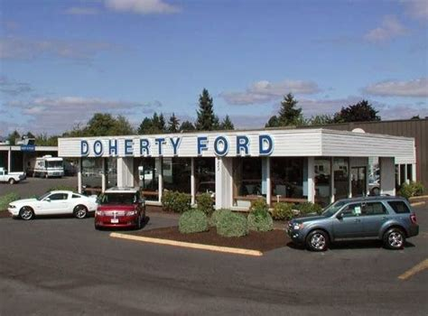 Doherty Ford by Doherty Ford Auto Shop Auto Appraiser Review