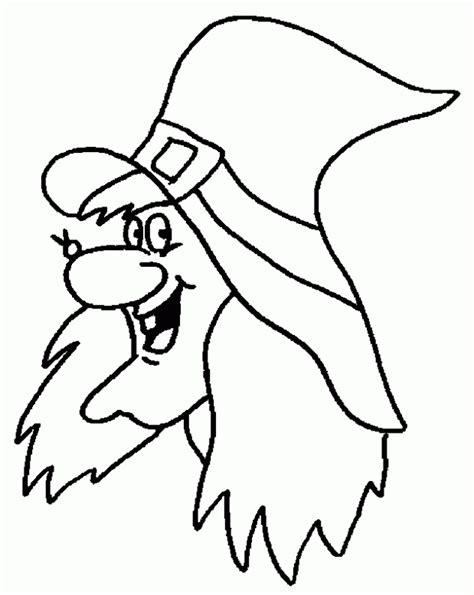 dibujos a lapiz infantiles dibujo infantil de brujas para colorear dibujos colorear