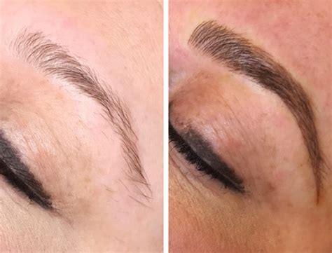 eyebrow tattoo keloid bj grand salon spa microblading