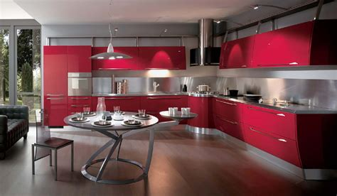 Designer Italian Kitchens by Italian Kitchens From Giugiaro Designs