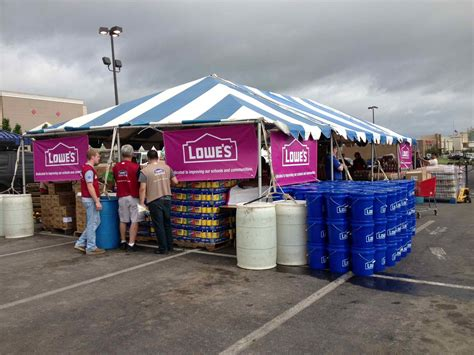lowes muskogee oklahoma jimmie participates in disaster relief in oklahoma
