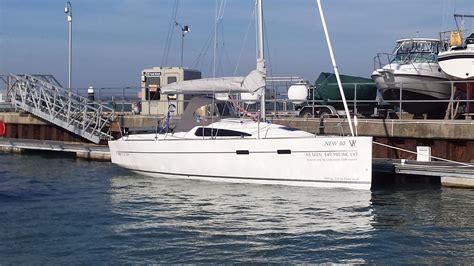 yacht keel 2017 viko 30 swing keel sail boat for sale www