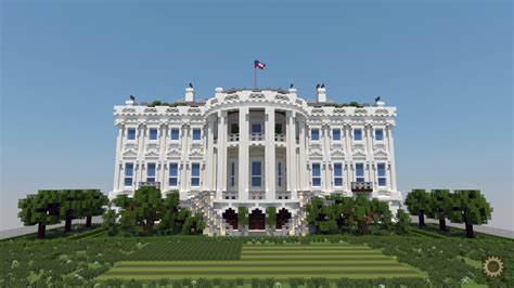 minecraft white house minecraft white house madness pvp map minecraft schematic store www