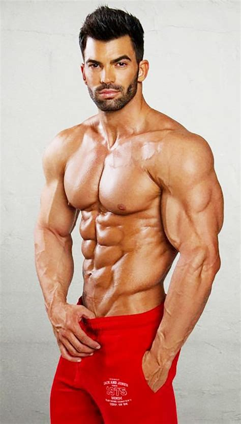 Bench Chest Fly - sergi constance age height weight images bio