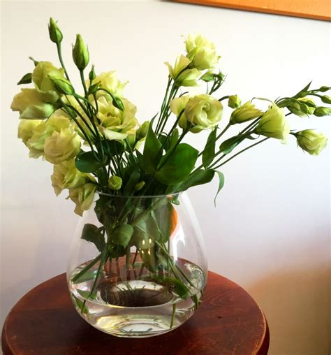 Table Flower Vase by Table Flower Vase Solavia Glassware