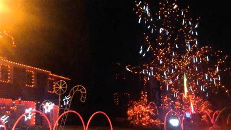 hidden valley christmas lights christmas lights sandy utah youtube