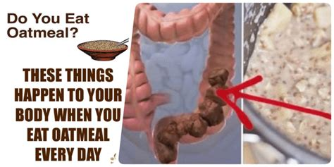 eating breakfast every day is these things happen to your body when you eat oatmeal every day
