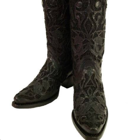 29 corral boots corral sequin inlay cowboy boots