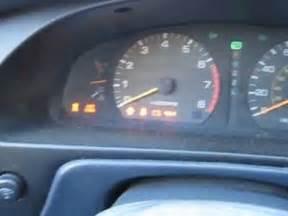 1996 Toyota Camry Dash Lights 1992 1996 Toyota Camry Corolla Check Engine Light Manual