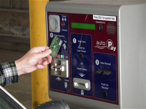 Garage Pay by Parking City Of Kingston