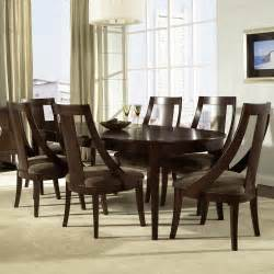 cirque wood oval dining table amp chairs in merlot by