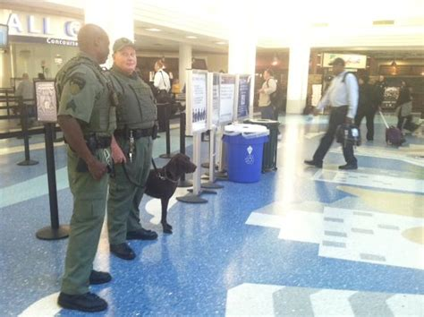 jacksonville airport operations back to normal after