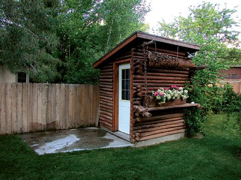 backyard outhouse outdoor living utahvalley360