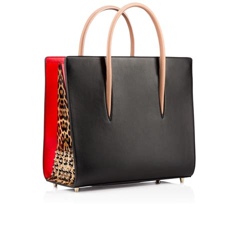 Christian Louboutin Ironica Handbag by Wears Inspired Boots To