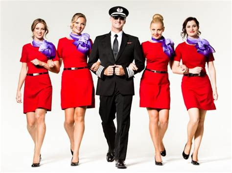 Kitchen Design Program by Mile High Fashion Flight Attendant Uniforms Travel Channel