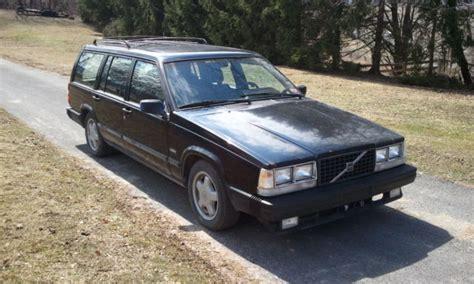 volvo  turbo wagon ti blackblack  mods