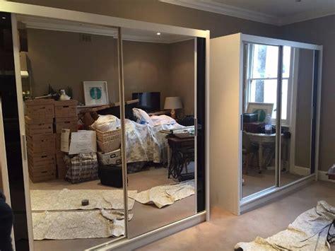 Wardrobe Cost - 100 guaranteed price length mirror sliding doors