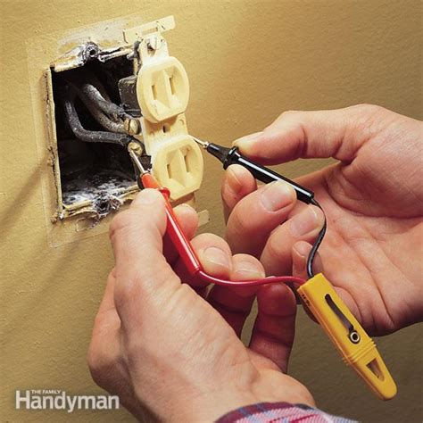 how to check electrical wiring how to make two prong outlets safer the family handyman