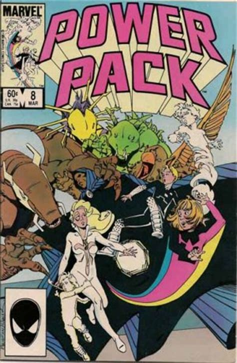 the s power s vacation volume 3 books power pack comic book volume 1 no 8 march 1985