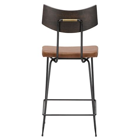 nuevo bar stools sale nuevo soli caramel counter stool on sale