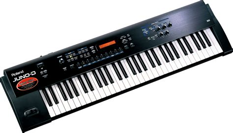 Keyboard Roland Juno D roland juno d limited edition synthesizer