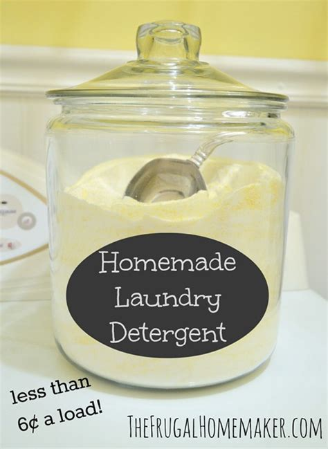 Handmade Laundry Soap - laundry detergent