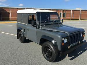 1986 land rover defender 90 for sale photos technical