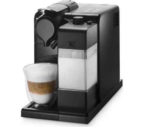Coffee Machine buy nespresso by de longhi lattissima touch en550 b coffee