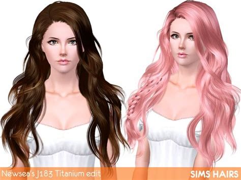 sims 3 hairstyle cheats 1000 images about the sims 3 hair female on pinterest