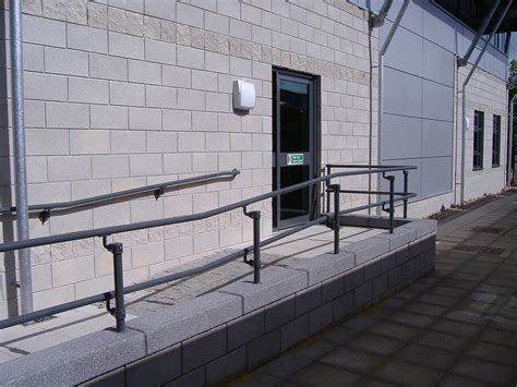 Handicap Handrails handicap handrail easy to install ada compliant railing