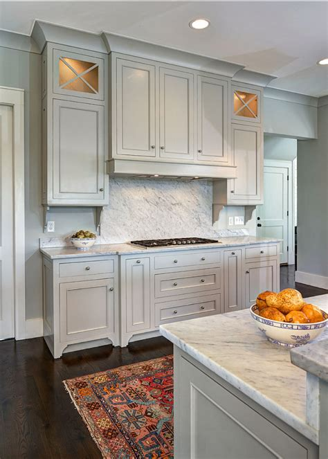 gray painted cabinets kitchen cabinets painted in benjamin moore grey owl ask