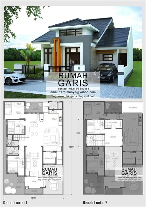 desain rumah sehat home office ems and offices on pinterest