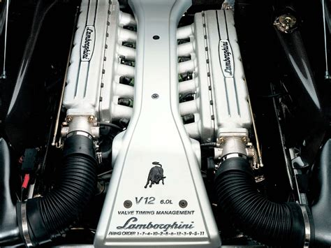 lamborghini engine wallpaper windows vista wallpaperfree lamborghini diablo engine