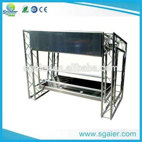 Dj Tables For Sale by Portable Dj Table Dj Booth Truss Folding Dj Table On